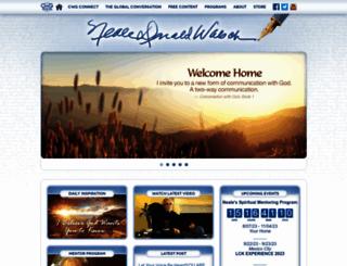 nealedonaldwalsch.com screenshot