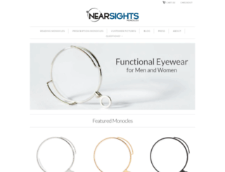 nearsights.com screenshot