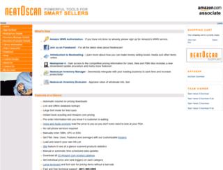 neatoscan.com screenshot