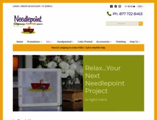 needlepoint-for-fun.com screenshot