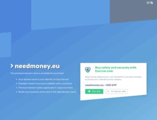 needmoney.eu screenshot