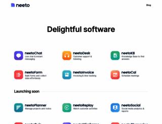 neeto.com screenshot