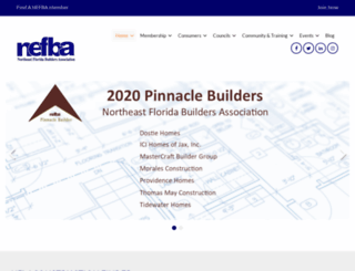 nefba.com screenshot