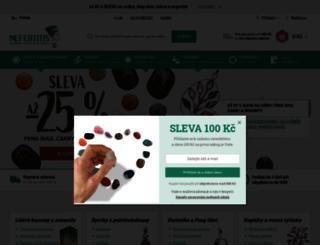 nefertitis.cz screenshot
