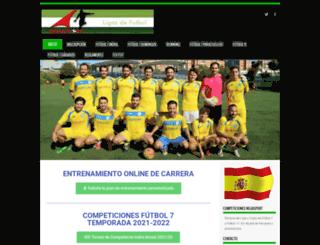negasport.es screenshot