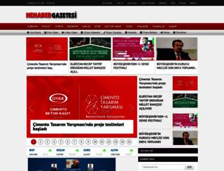 nehabergazetesi.com screenshot