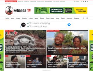 nehandatv.com screenshot