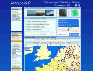 neige.meteociel.fr screenshot