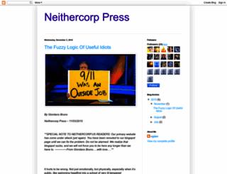 neithercorp.blogspot.com screenshot