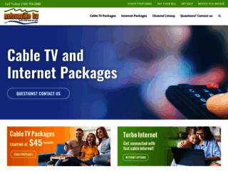 nelsonvilletv.com screenshot
