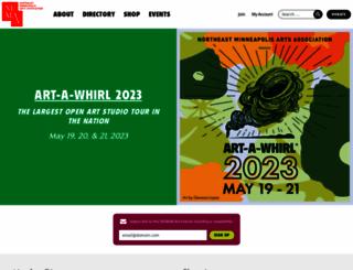 nemaa.org screenshot