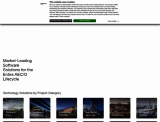 nemetschek.net screenshot