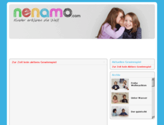 nenamo.com screenshot