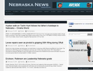 nenewsfeed.com screenshot