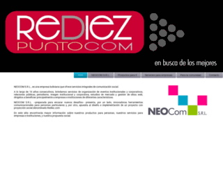 neocombolivia.com screenshot