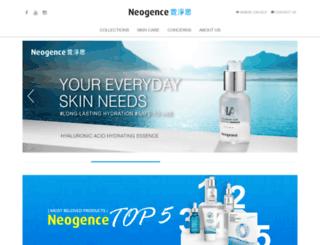 neogence.com screenshot