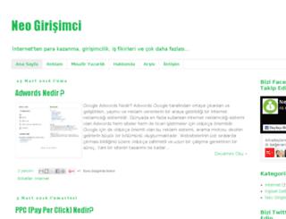 neogirisimci.blogspot.com screenshot