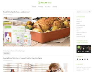 neolifeblog.com screenshot