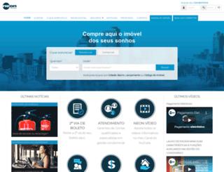 neonimoveis.com.br screenshot