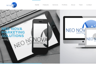neonovamarketing.com screenshot