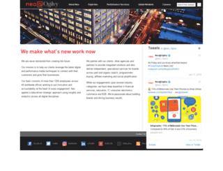 neoogilvy.com screenshot