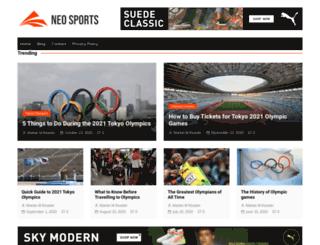 neosports.tv screenshot