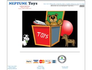 neptunetoys.com screenshot