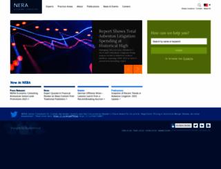 nera.com screenshot