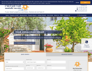 nerjamar.com screenshot