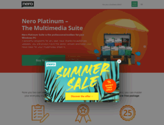nero9.com screenshot