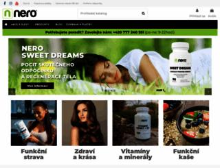 nerodrinks.com screenshot