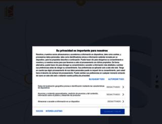 nervionplaza.com screenshot