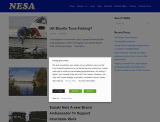 nesa.co.uk screenshot