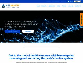 neshealth.com screenshot