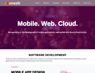 neshinc.com screenshot
