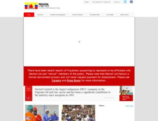 nestoilplc.com screenshot