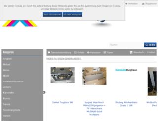 net-handel.de screenshot