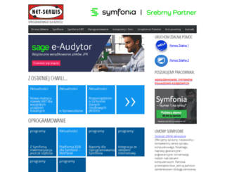 net-serwis.com.pl screenshot