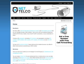 net-telco.net screenshot
