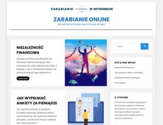 net-zarabianie.pl screenshot