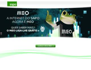 net.sapo.pt screenshot