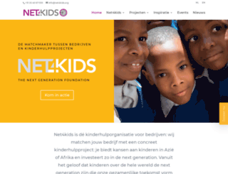 net4kids.org screenshot