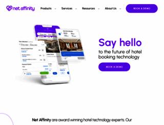 netaffinity.com screenshot