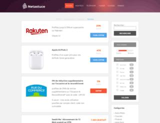 netastuce.com screenshot