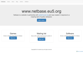 netbase.eu5.org screenshot