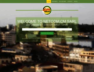 netcom.cm screenshot
