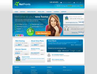 netfronts.com screenshot