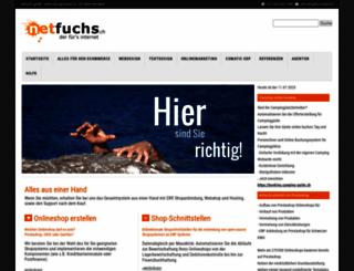 netfuchs.ch screenshot