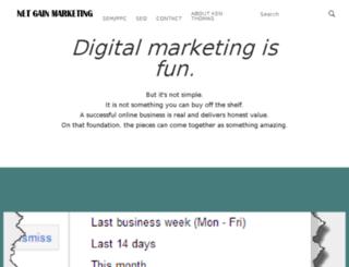 netgain.net.au screenshot