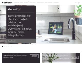 netgear.pl screenshot